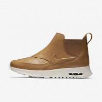 Chaussures de sport Nike Air Max Thea Mid femme Bière brune/Voile/Marron velours/Bière brune