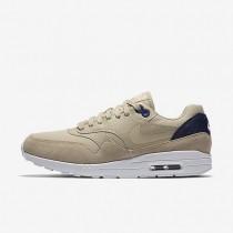 Chaussures de sport Nike Air Max 1 Ultra 2.0 femme Flocons d'avoine/Bleu binaire/Blanc/Flocons d'avoine