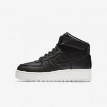 Chaussures de sport Nike Air Force 1 Upstep High SI femme Noir/Ivoire/Noir