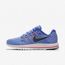 Chaussures de sport Nike Air Zoom Vomero 12 femme Polaire/Bleu souverain/Aluminium/Noir