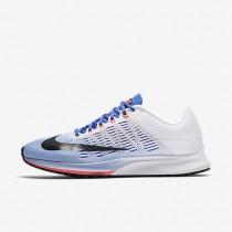 Chaussures de sport Nike Air Zoom Elite 9 femme Aluminium/Blanc/Bleu moyen/Noir