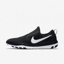 Chaussures de sport Nike Free Connect femme Noir/Blanc