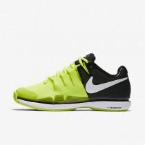 Chaussures de sport Nike Court Zoom Vapor 9.5 Tour femme Volt/Noir/Blanc