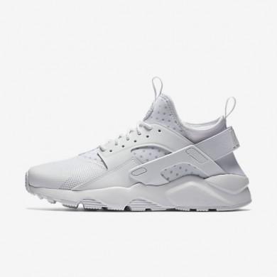 newest 819f5 cb3c7 Chaussures de sport Nike Air Huarache Ultra homme Blanc Blanc Blanc