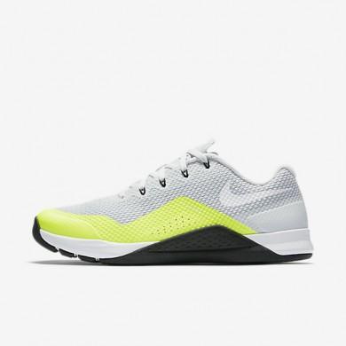 Chaussures de sport Nike Metcon Repper DSX homme Platine pur/Volt/Noir/Blanc