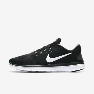 Chaussures de sport Nike Flex 2017 RN homme Noir/Anthracite/Gris froid/Blanc