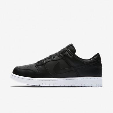 Chaussures de sport Nike Dunk Low homme Noir/Blanc/Noir