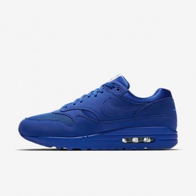 Chaussures de sport Nike Air Max 1 Premium homme Bleu électrique/Gris neutre/Blanc/Bleu électrique