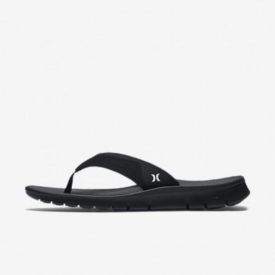 Chaussures de sport Nike Hurley Fusion homme Noir