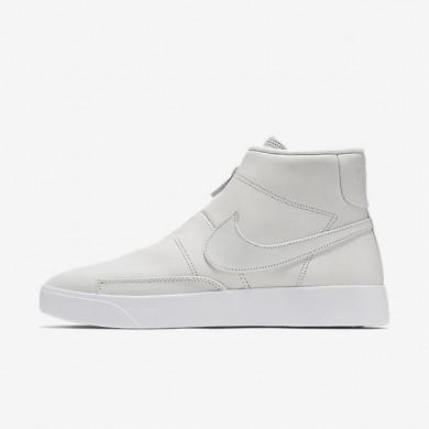 Chaussures de sport Nike Blazer Advanced homme Blanc cassé/Blanc/Blanc cassé/Blanc cassé