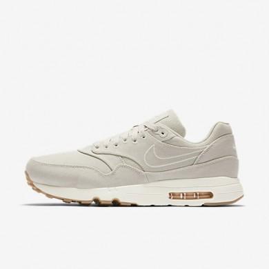 pretty nice 6b235 0ed08 Chaussures de sport Nike Air Max 1 Ultra 2.0 Textile homme Beige clair Voile