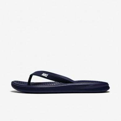 Chaussures de sport Nike Solay homme Bleu binaire/Blanc