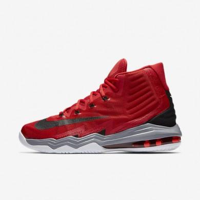 Chaussures de sport Nike Air Max Audacity 2016 homme Rouge université/Blanc/Discret/Noir