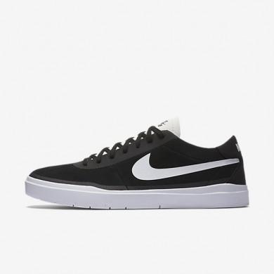 Chaussures de sport Nike SB Bruin Hyperfeel homme Noir/Blanc/Blanc