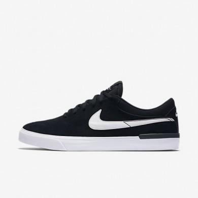 Chaussures de sport Nike SB Koston Hypervulc homme Noir/Gris foncé/Blanc