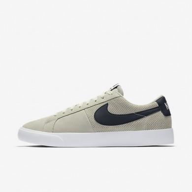 Chaussures de sport Nike SB Blazer Vapor homme Blanc sommet/Obsidienne
