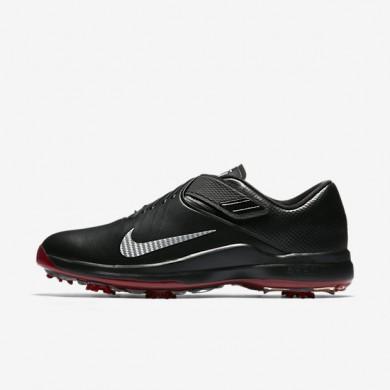 Chaussures de sport Nike TW 17 homme Noir/Anthracite/Rouge université/Argent métallique