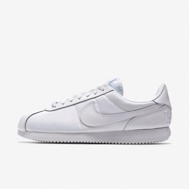 Chaussures de sport Nike Cortez Basic 1972 QS homme Blanc/Blanc/Blanc