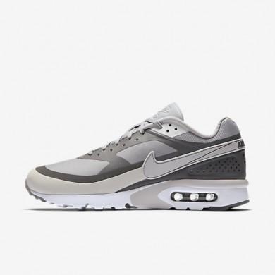 Chaussures de sport Nike Air Max BW Ultra homme Gris loup/Gris foncé/Blanc/Platine pur