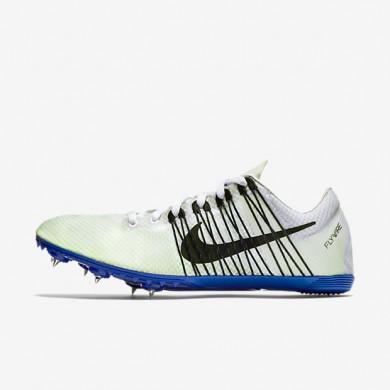 Chaussures de sport Nike Zoom Victory Elite homme Blanc/Bleu coureur/Noir