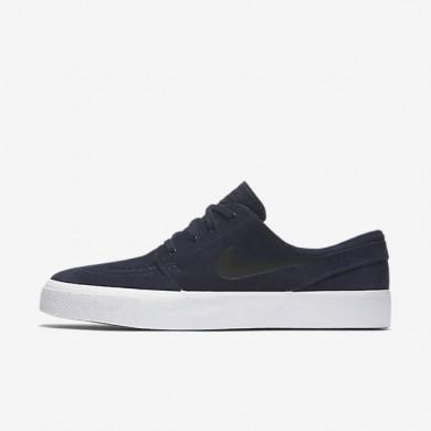 Chaussures de sport Nike SB Zoom Stefan Janoski Premium High Tape homme Obsidienne/Noir