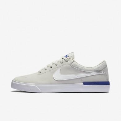 Chaussures de sport Nike SB Koston Hypervulc homme Beige clair/Nuit profonde/Blanc