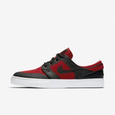 Chaussures de sport Nike SB Zoom Stefan Janoski Elite homme Rouge sportif/Noir