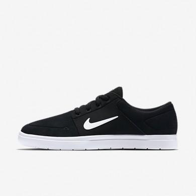 Chaussures de sport Nike SB Portmore Vapor homme Noir/Blanc