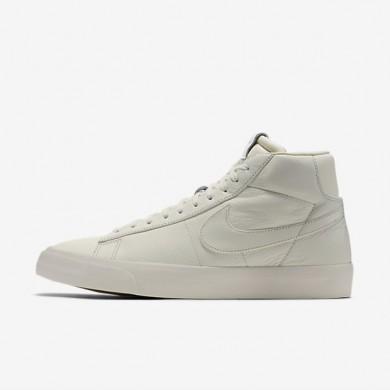 Chaussures de sport Nike Lab Blazer Studio Mid homme Voile/Voile/Gomme marron clair/Voile