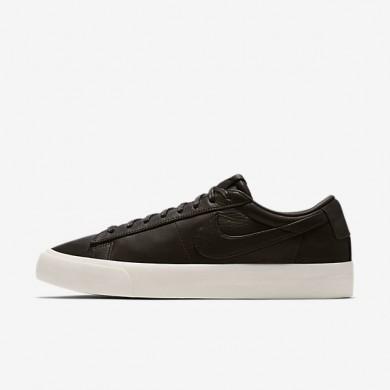 Chaussures de sport Nike Lab Blazer Studio Low homme Marron velours/Voile/Voile/Marron velours