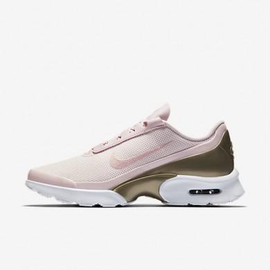 Chaussures de sport Nike Air Max Jewell Premium femme Rose perle/Soie d'or métallique/Blanc/Rose perle