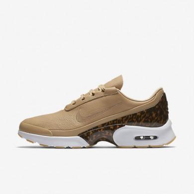 Chaussures de sport Nike Air Max Jewell LX femme Brun vachette/Blanc/Brun vachette