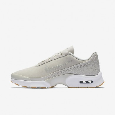 Chaussures de sport Nike Air Max Jewell SE femme Beige clair/Jaune gomme/Blanc/Beige clair