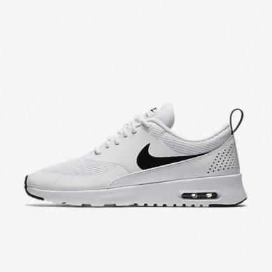 Chaussures de sport Nike Air Max Thea femme Blanc/Noir