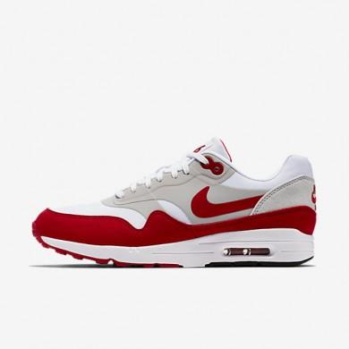 Chaussures de sport Nike Air Max Ultra 1 2.0 LE femme Blanc/Gris neutre/Noir/Rouge université
