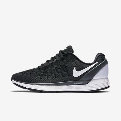 Chaussures de sport Nike Air Zoom Odyssey 2 femme Noir/Anthracite/Blanc sommet