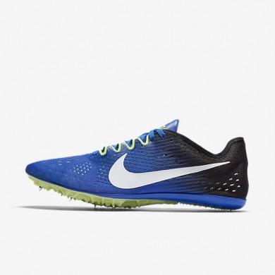 Chaussures de sport Nike Zoom Victory 3 femme Hyper cobalt/Noir/Vert ombre/Blanc