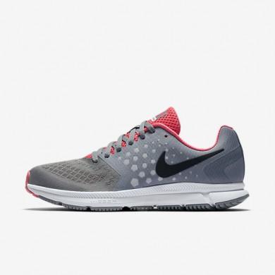 Chaussures de sport Nike Air Zoom Span femme Discret/Rose coureur/Platine pur/Noir