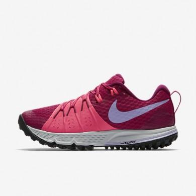 Chaussures de sport Nike Air Zoom Wildhorse 4 femme Fuchsia sport/Rose coureur/Baie véritable/Hortensias