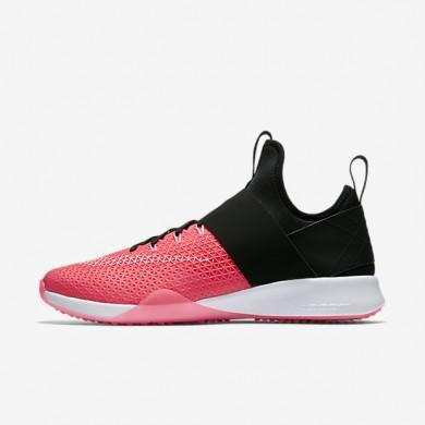 Chaussures de sport Nike Air Zoom Strong femme Rose coureur/Noir/Blanc