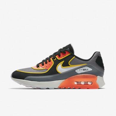 Chaussures de sport Nike Air Max 90 Ultra 2.0 SI femme Gris froid/Noir/Cramoisi total/Beige clair