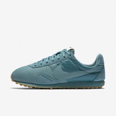 Chaussures de sport Nike Pre Montreal Racer Vintage Premium femme Bleu fumeux/Gomme marron clair/Noir/Bleu fumeux