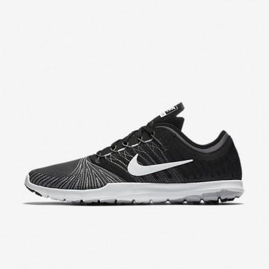 Chaussures de sport Nike Flex Adapt TR femme Gris foncé/Noir/Discret/Blanc
