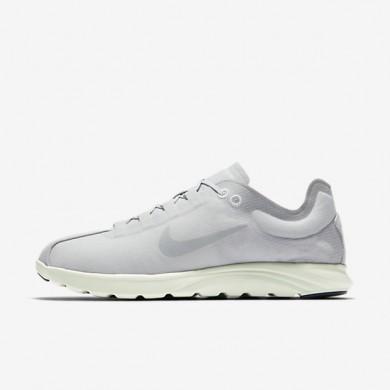 Chaussures de sport Nike Lab Mayfly Lite SI Pinnacle femme Platine pur/Bleu orage/Voile/Gris loup